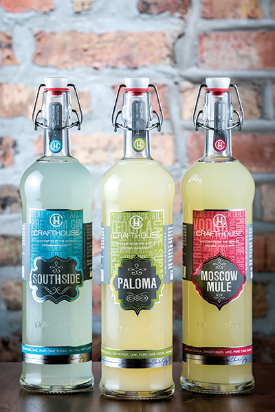 Constellation Brands' Venture Arm Acquires Stake in Crafthouse Cocktail