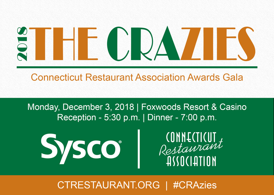 December 3, 2018: CRA's Award & Recognition Dinner 2018