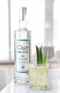 crop vodka