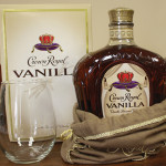 Recently launched Crown Royal Vanilla