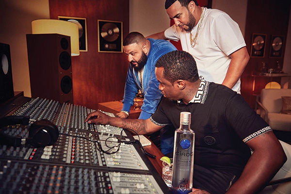 """CÎROC Gets Creative with Sean """"Diddy"""" Combs"""