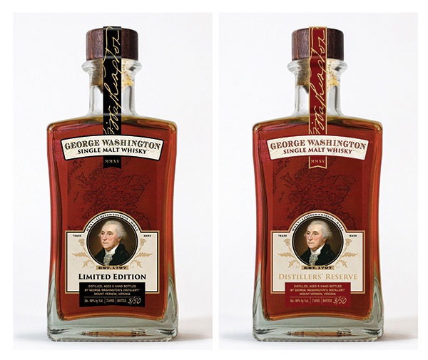 Scottish Distillers Return to George Washington Distillery for Tasting