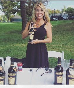 On September 28, 2015, Donna Taylor presented Forty Creek and Gruppo Campari.
