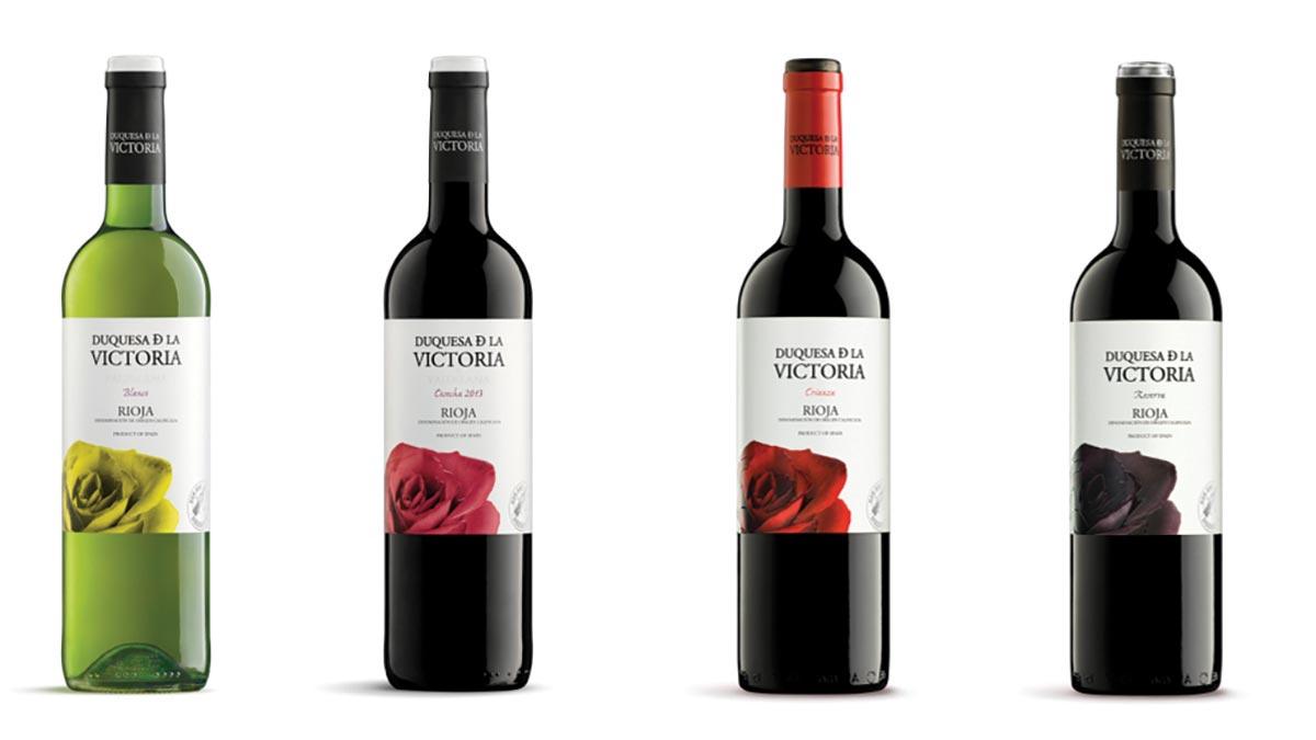 New Spanish Wine Line Celebrates History