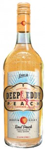 Deep Eddy Vodka Releases Peach Expression