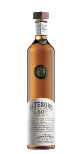 El Tesoro Releases 80th Anniversary Limited Edition