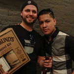 In second place, Bartenders Nick Giordano and Moises Ramirez of Ordinary New Haven.