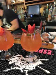 Espolón Tequila cocktail creations.