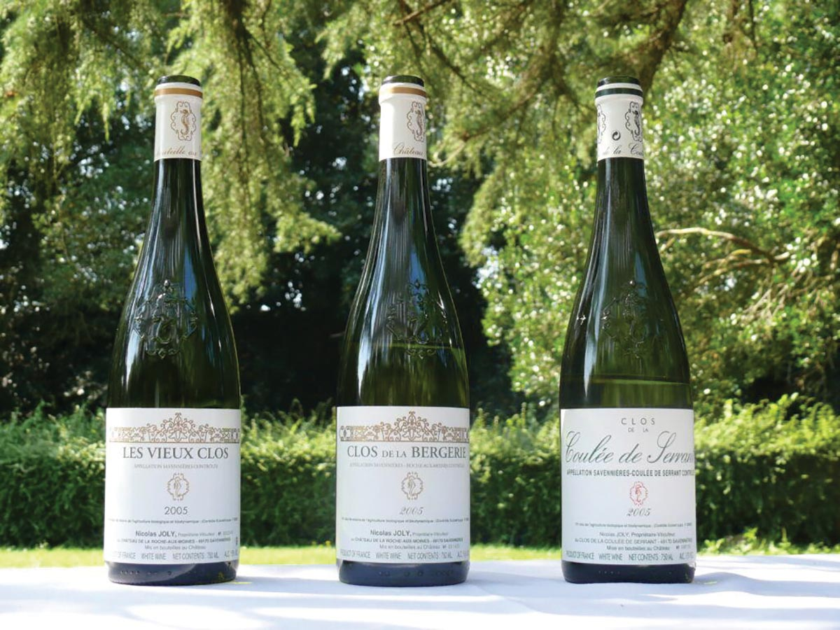 Loire Valley's Famille Joly Available through Wilson Daniels