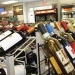Inside Fine Wine & Liquor