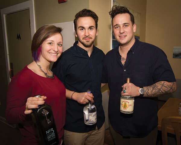 Anchor Distilling Leads Gin Pairing Course