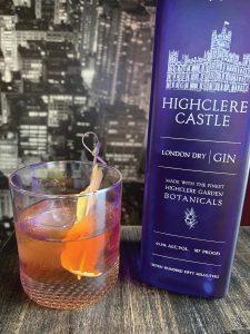 Ruvin Bugati's Highclere Hanky cocktail.