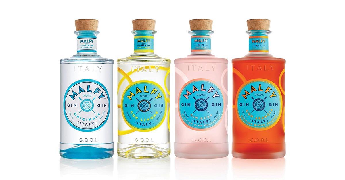 Pernod Ricard to Acquire Malfy Italian Gin