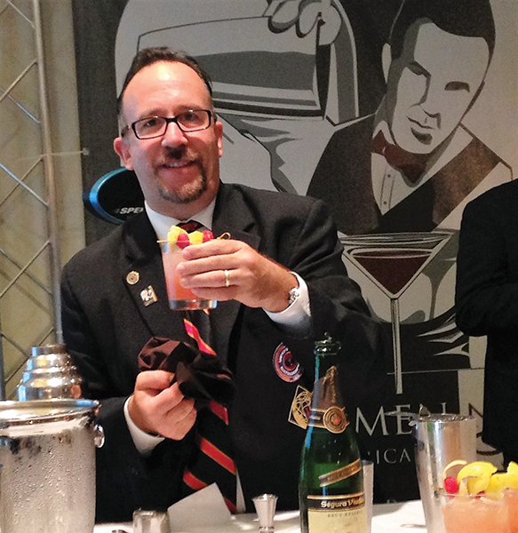 Twin River's Martucci Elected to National Bartenders Guild Post