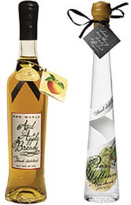 Westford Hill presented its award-winning brandies, including Connecticut Pear William and New World Aged Apple Brandy. Westford Hill Distillers produces a variety of fine aged brandies, eaux-de-vie and Rime organic Vodka, all available in Connecticut through Slocum & Sons.