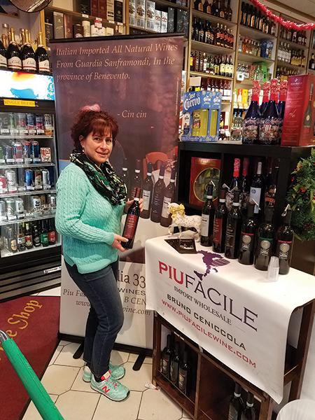 Piu Facile Showcases Wine Portfolio at Branford Locations