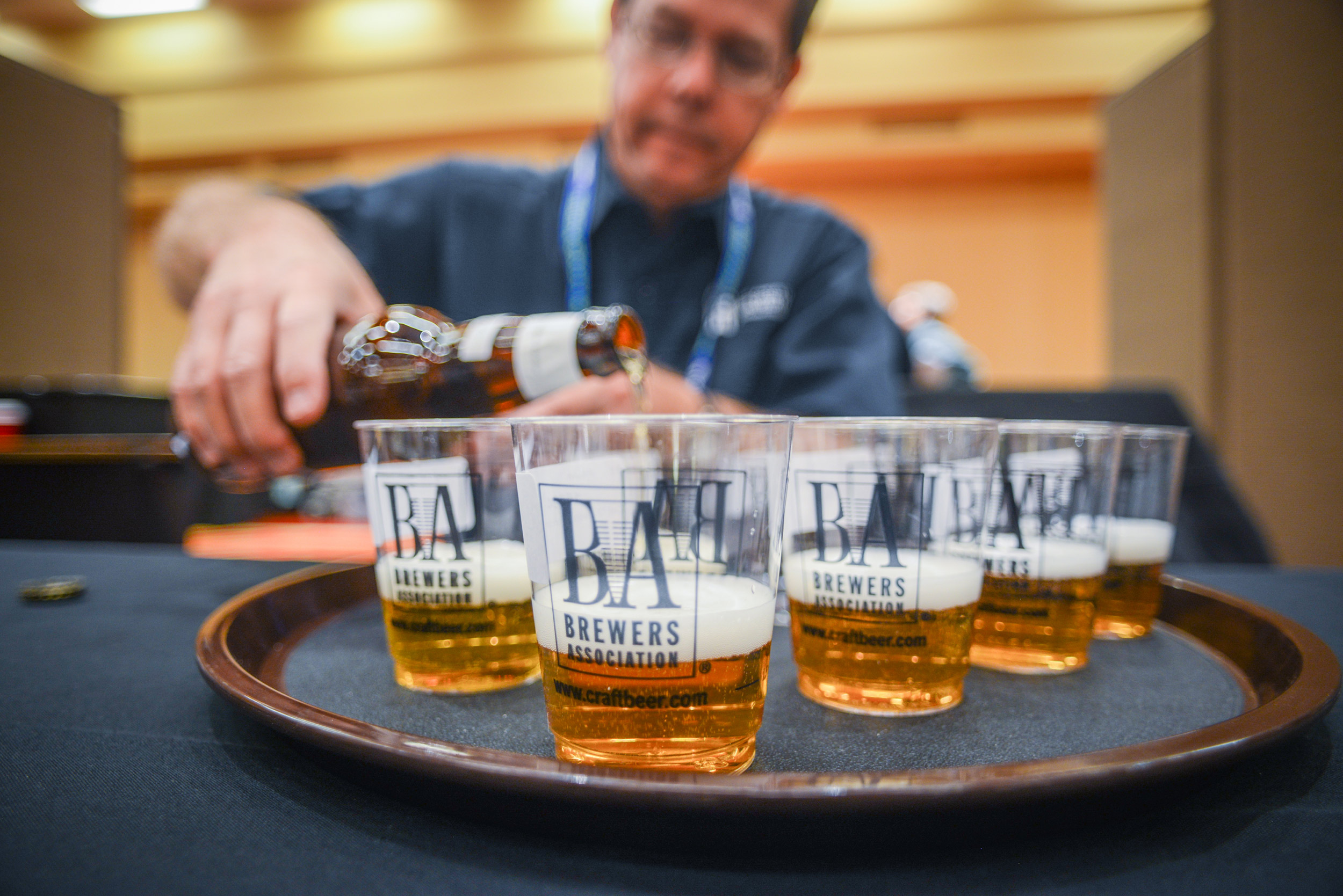 Over 200 Breweries Medal at 2014 Great American Beer Festival
