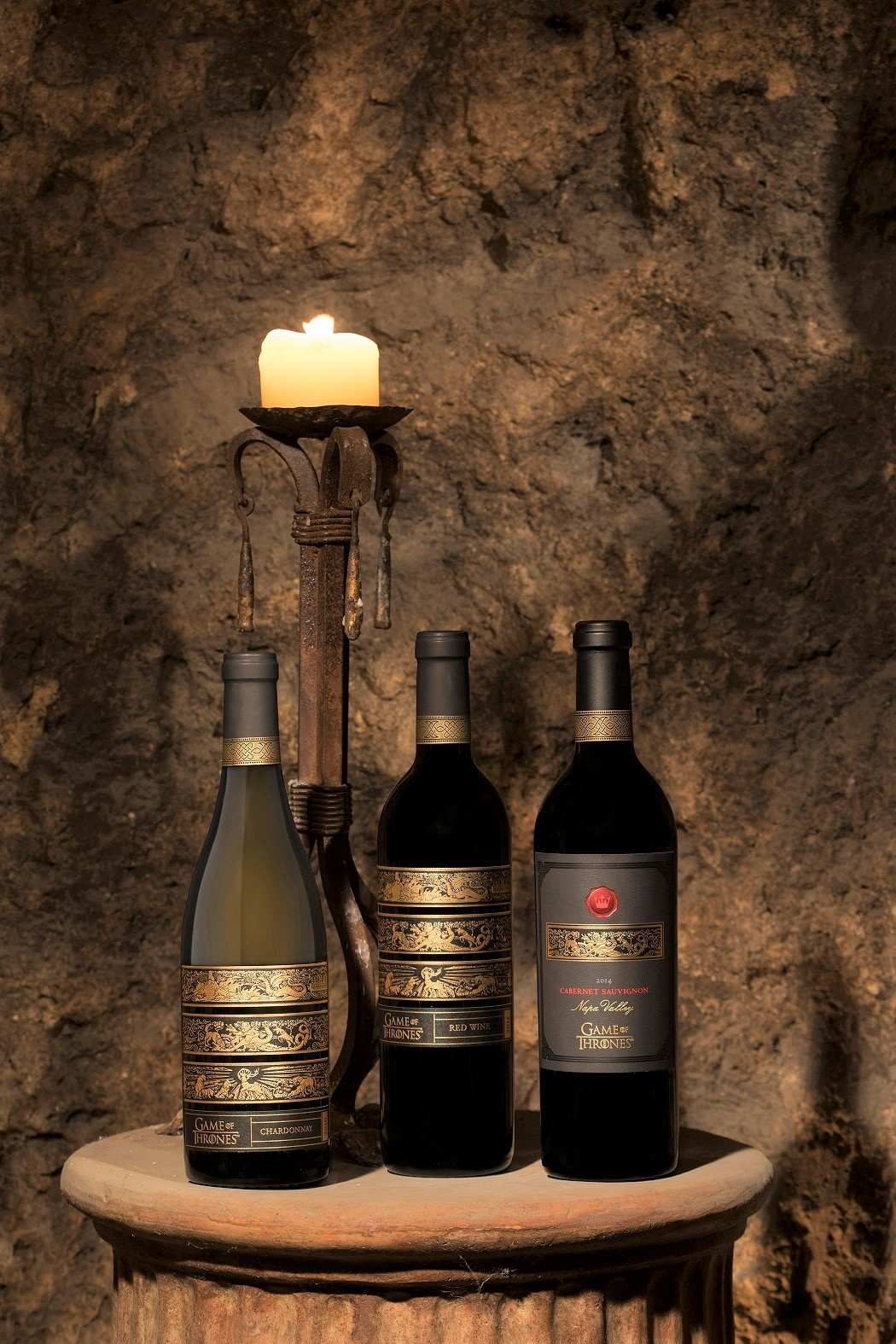"HBO and Vintage Wine Estates Release ""Game of Thrones"" Inspired Wines"
