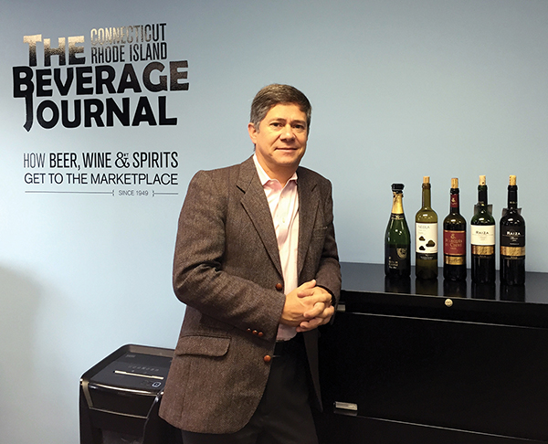 Ace Distributing Highlights Spanish Wines During Visit