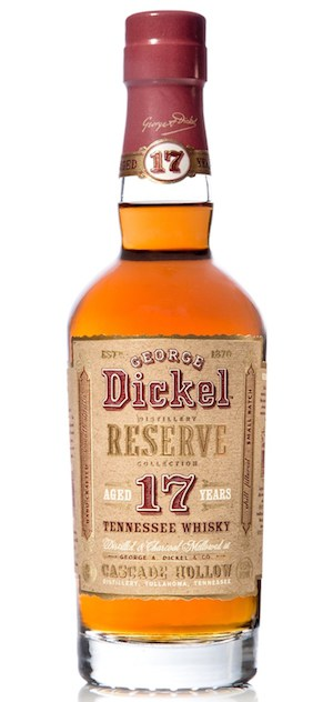 George Dickel Releases 17-Year-Old Aged Expression