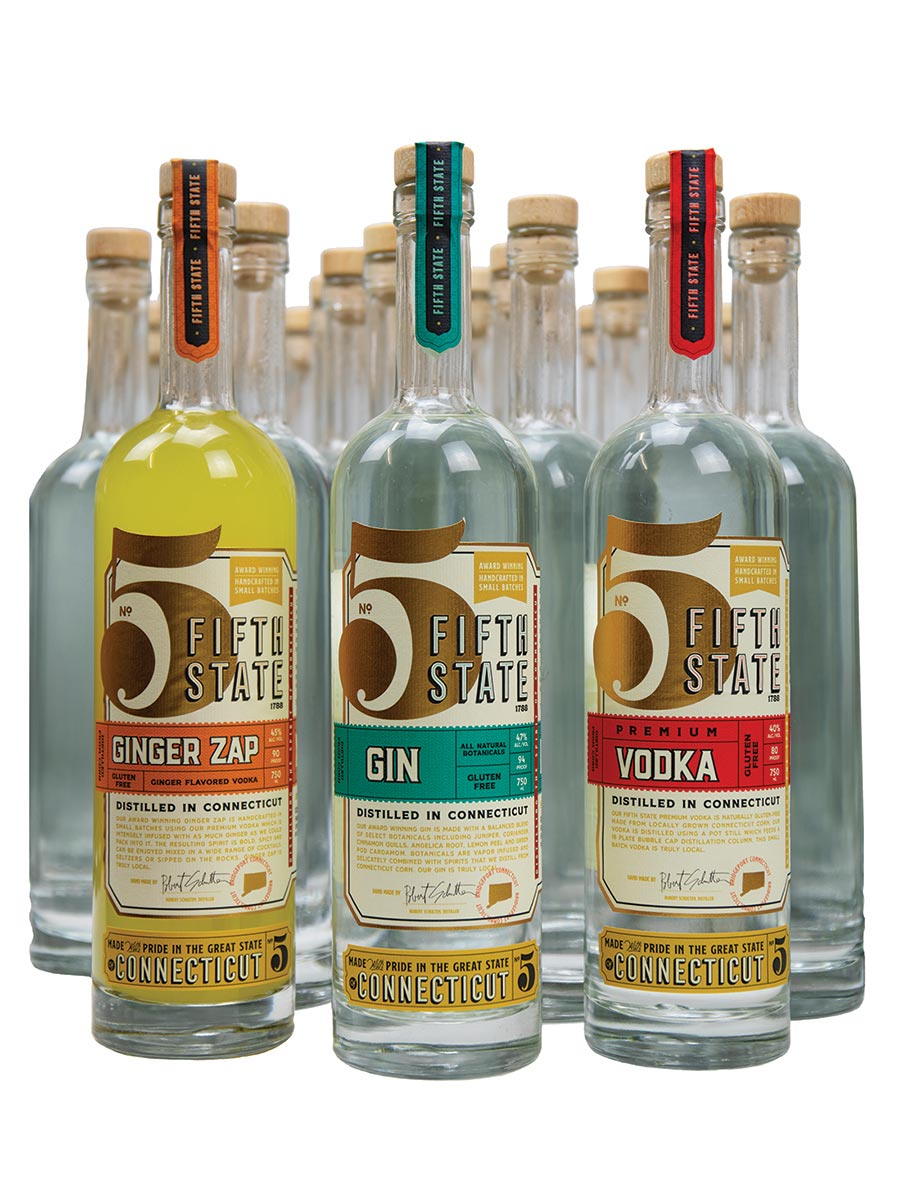 Asylum Distillery Rebrands as Fifth State Distillery