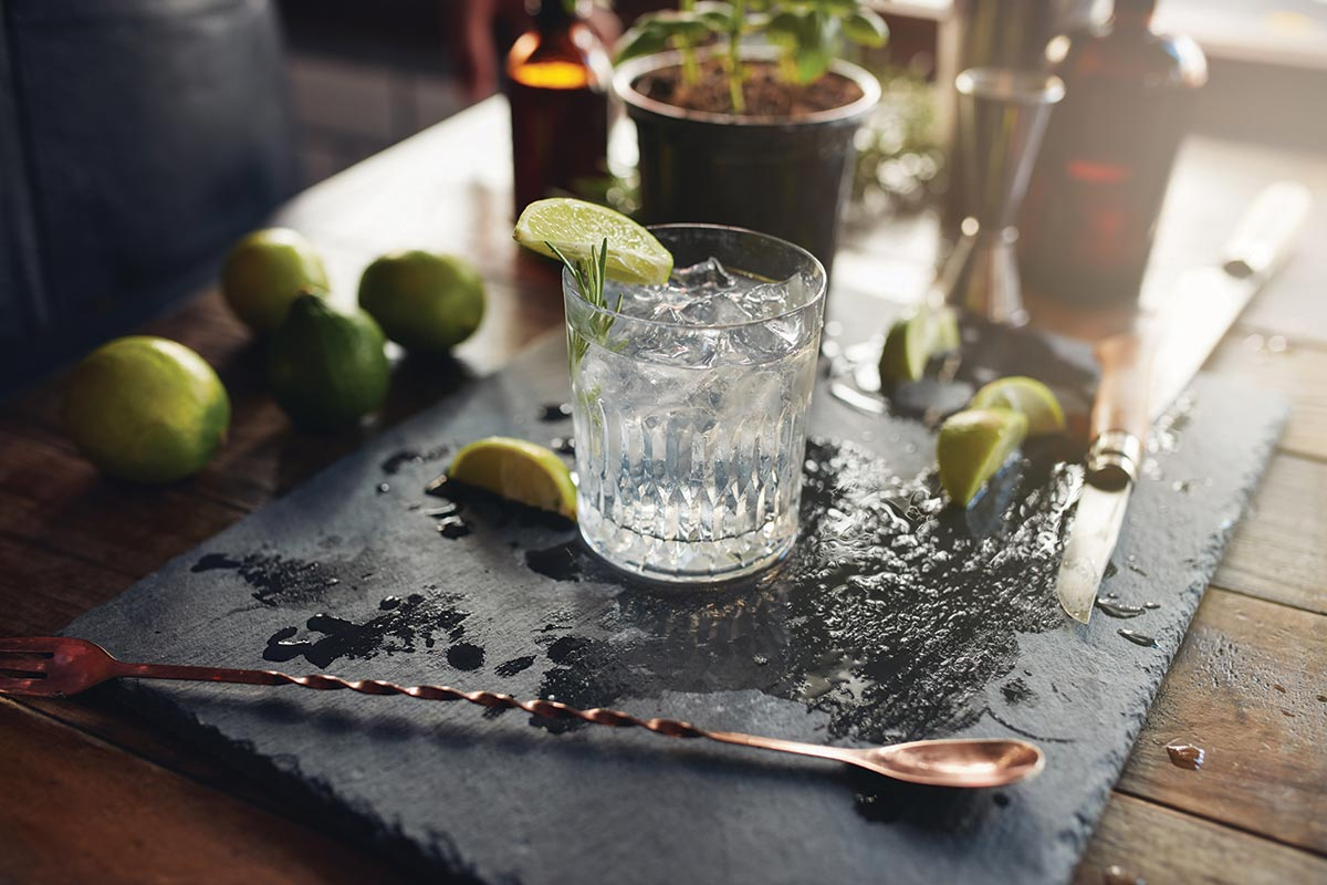 Gin Boom Continues According to IWSR Report