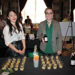Rachel Kim, Bartender and Lacy Hawkins, National Brand Ambassador, Monkey 47 Gin.