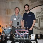 Asylum Distillery's Rob Schulten and Neil Doocy.
