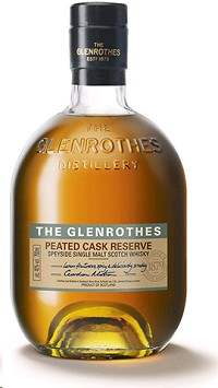 The Glenrothes Peated Cask Reserve Joins Range