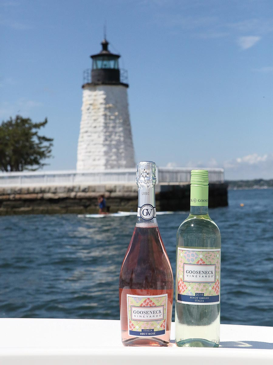 Gooseneck Vineyards Cruises Through Summer Brand Building