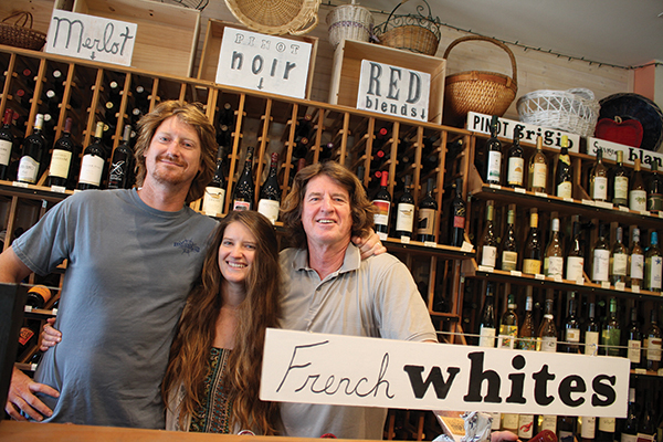 William Wilson, Owner, Amelia Wilson, Cheese