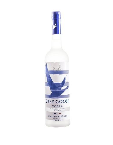 Grey Goose Debuts Limited-Edition Riviera Bottle