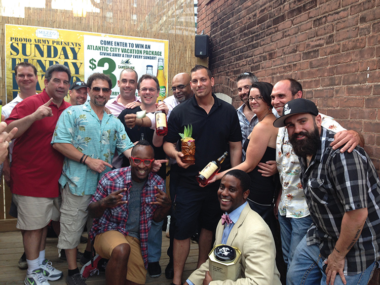MEZZO HOSTS USBG AND SAILOR JERRY TIKI COCKTAIL COMPETITION