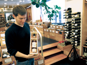 Jonathan Lipsmeyer, Winfield Flynn Wine and Spirits