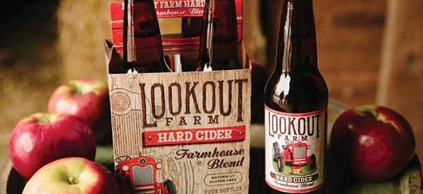 Lookout Farm Hard Cider.