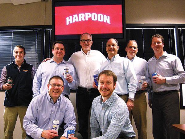 Horizon Celebrates Harpoon Brewery Sales Milestone