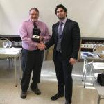 Gary Castelot, Sales Representative, with Rosenberg.