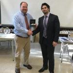 Stefen Wich, Sales Representative, with Rosenberg