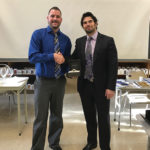 Jeremy Mitchell, Sales Representative, with Rosenberg.