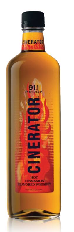 HEAVEN HILL LAUNCHES CINERATOR, FLAVORED WHISKEY