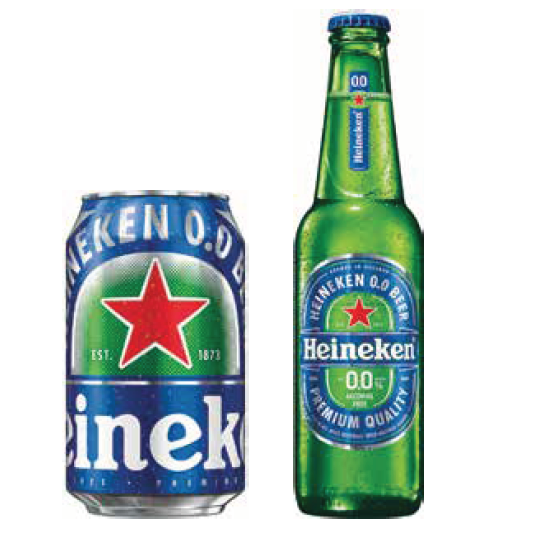 Dichello Adds New Heineken 0.0 Alcohol-Free Brew to Offerings