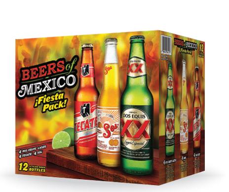 HEINEKEN BRINGS BACK 'BEERS OF MEXICO' PACK