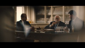"Hennessy's Tasting Committee oversees the numerous, complex variables that are mastered in order to create the harmony and balance of Hennessy V.S.O.P Privilège in new ""Harmony. Mastered from Chaos."" campaign."
