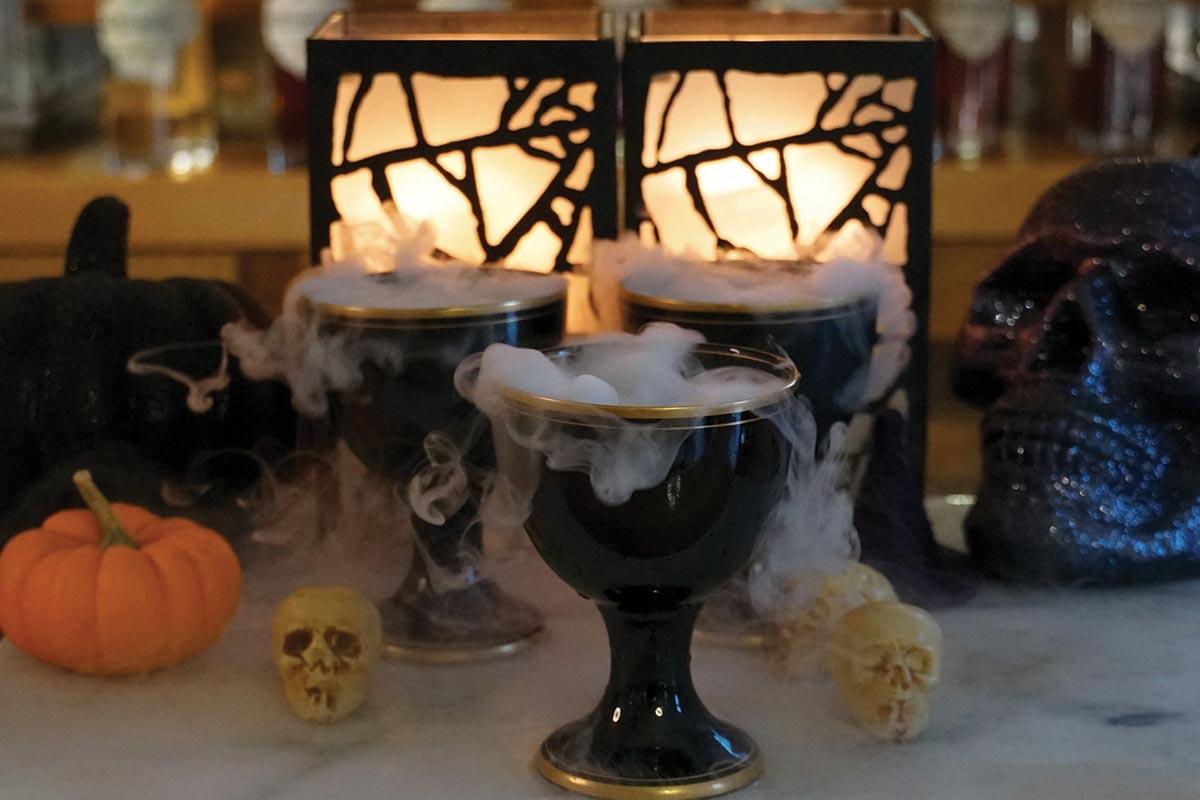 Hartford Flavor Company Serves Up Halloween Cocktails