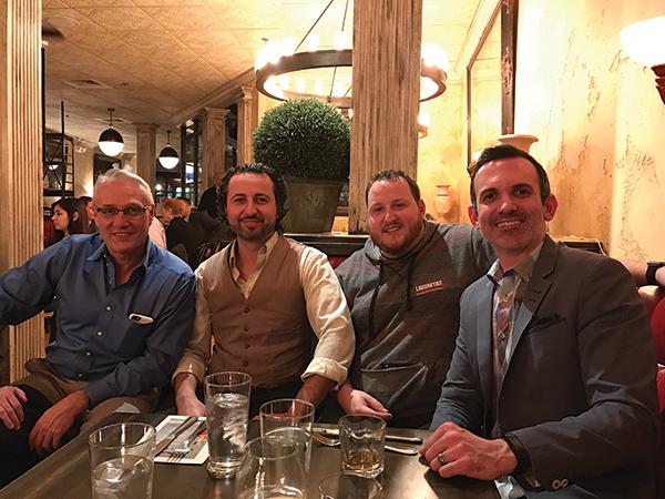Slocum & Sons Hosts High West Whiskey Dinner