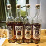 High West Whiskey is made in Park City, Utah.