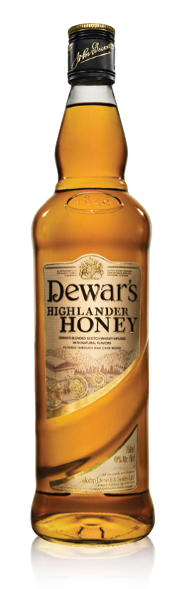 HOUSE OF DEWAR'S INTRODUCES HIGHLANDER HONEY