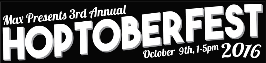 October 9, 2016: Max Restaurant Group's Hoptoberfest