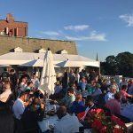 The Glenlivet Scotch whiskey dinner was held at the Top of Newport Bar + Kitchen at Hotel Viking on June 28. Photo courtesy Kevin Thiele, Director of Food and Beverage, Hotel Viking.