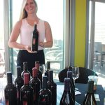 Emma Bzdafka, Sales Manager, Landmark/Justin Vineyards.